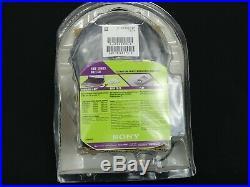 BRAND NEW SONY WALKMAN D-NE900 MP3 ATRAC3 CD with charging stand RARE