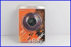 Brand New Sony D-NE320 Atrac3/MP3 CD Walkman Portable CD/MP3 Player