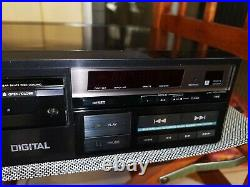 CD Player Sony Cdp-101-1st Ever CD Player Never Used-open Box! Please Read