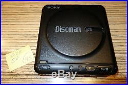CD Sony Discman D 20 (95) CD Player