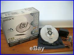 D-NF600 Sony LETTORE CD PORTATILE CON RADIO