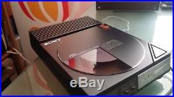 Discman Sony D 50 / D 5a! Batery Pack Ebp 9lc
