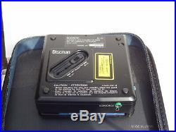 Excellent Sony Discman D-88