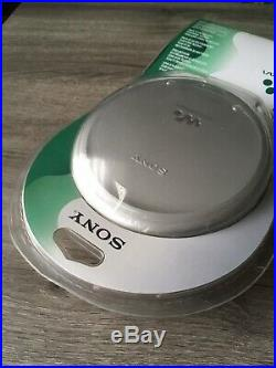 Lecteur CD portable SONY D-EJ360 Walkman Neuf Original Discman No Cassette Tape