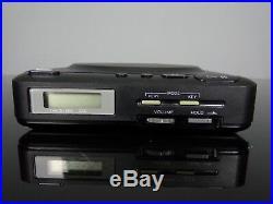Lecteur cd portable baladeur SONY DISCMAN D-2 + box 1988 rétro rare