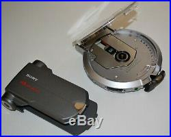 Lettore DVD Sony D-VM1 portable CD/DVD Player Walkman discman vintage
