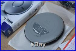 MINT SONY D-EJ011 CD Walkman Personal Portable Player FREE SHIPPING