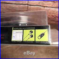 NEW SEALED Sony Walkman Portable CD Player D-NE520 With MP3 ATRAC