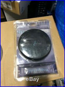 NEW Sony Walkman D-NE050 Portable CD Player MP3