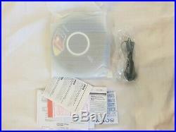 NIB Sony CD Walkman D-EJ011 Headphones Mega Bass Player Portable Vintage Discman