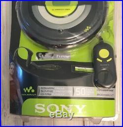 New & Sealed 2004 Sony Psyc D-ej100 Walkman Portable CD Player