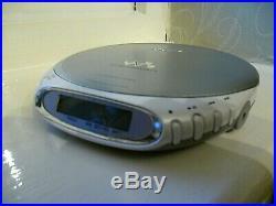 New Sony Walkman Portable CD Player D-ej360