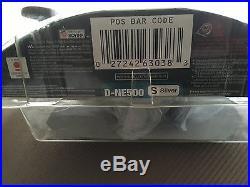 New Sony Walkman Portable CD Player Dne 500 With Mp3 Atrac