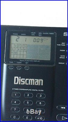 RARE Sony D-350 Personal Discman