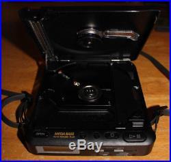 RARE VINTAGE 1989 Sony Discman D-12 Compact Disc CD Player 2 22 Walkman WORKING