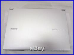 SONY 10.2 Inch Widescreen Portable DVD CD Player DVP-FX1021 with Battery