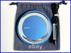 SONY CD Walkman D-EJ700 Portable CD Player Free Shipping Japan WithTracking. K5312