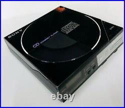 SONY D-5 Discman/Compact Disc Portable CD Player D5 als Defekt an Bastler! RaR