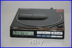 SONY D-50 MKII Discman Compact Disc tragbarer CD Player
