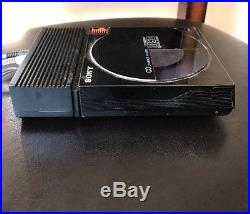 SONY D-5A Compact Disc CD Player + AC-D50 AC/ Line Out Adapter WORKS-GREAT SOUND
