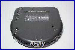 SONY D-777 DISCMAN + CASE Very rare vintage CD Player