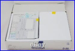 SONY D-88 Discman CD Compact Player New Rare