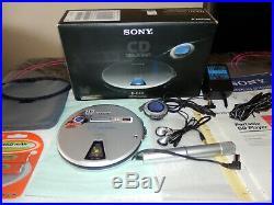SONY D-EJ01 CD Walkman