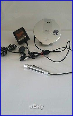 SONY D-NE10 Discman CD Portable Rare Vintage