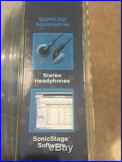 SONY D-NF420 CD Walkman Psyc Atrac3Plus CD/MP3/FM/AM/TV/WEATHER MP3 Player NEW