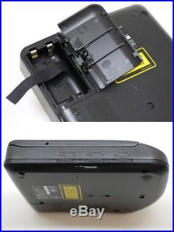 SONY D-T115 Discman FM/AM CD Compact Player 1 bit DAC Made in Japan