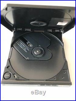 SONY DISCMAN D-100 HiFi CD-Player, Erstbesitz aus 1986 in neuwertigem Zustand