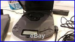 SONY DISCMAN D-321 lecteur cd walkman cd vintage complet en boite xxx rare