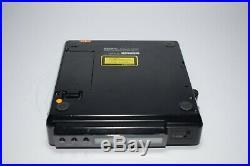 SONY DZ-555 / D-555 Discman cd player rare vintage