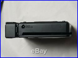 SONY Discman CD Player D-88 RARE Battery, Case, HEADPHONES AND CDS