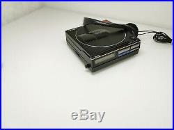 SONY Discman D-50 Mk II + Battery Case EBP-380 + SONY AC MDR-007 Kopfhörer