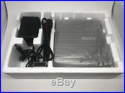 SONY Discman D90 D-9 Portable CD Player Mint In Original Box Walkman Mega Bass