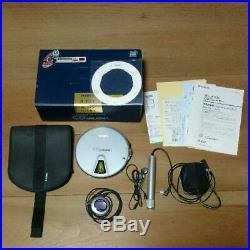 SONY Portable CD Player CD Walkman D-E01 20th anniversary model veryrare