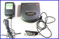 SONY discman CD player D-311 D311