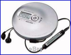 Sony ATRAC/MP3 CD Walkman Silver (D-NE700/S)