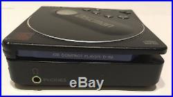 Sony Baladeur Discman Tres Rare Vintage D-88 D88