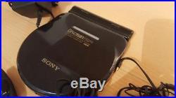 Sony CD Player D E 905