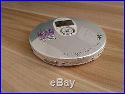 Sony CD Walkman D-NE800 Mp3 Atrac3 CD-RW Very Rare