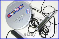 Sony CD Walkman Discman D- E999 working