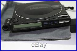 Sony CD Walkman Discman D10 D100 working with remote
