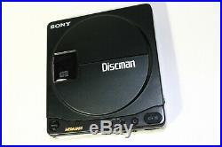 Sony CD Walkman Discman D9 D90 working (Made in Japan)