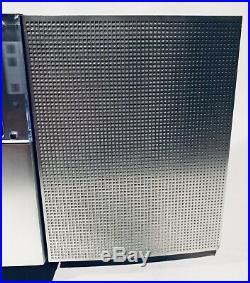 Sony CMT-LS1 Portable 5 CD Changer detachable speakers, motorized door