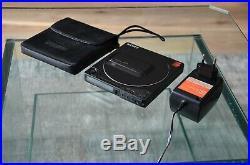 Sony D-250 High End Discman mit Zubehör