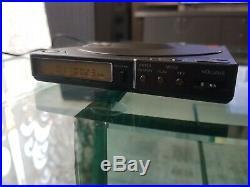 Sony D-250 Vintage Discman CD Player Metallgehäuse inkl Netzteil