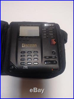 Sony D-35 Compact Disc Player