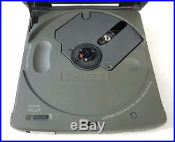 Sony D-515 Discman ESP Portable CD Player Excellent Condition Works Great